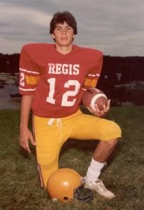 Kurt Warner in high school (Photo: Warner family photo)
