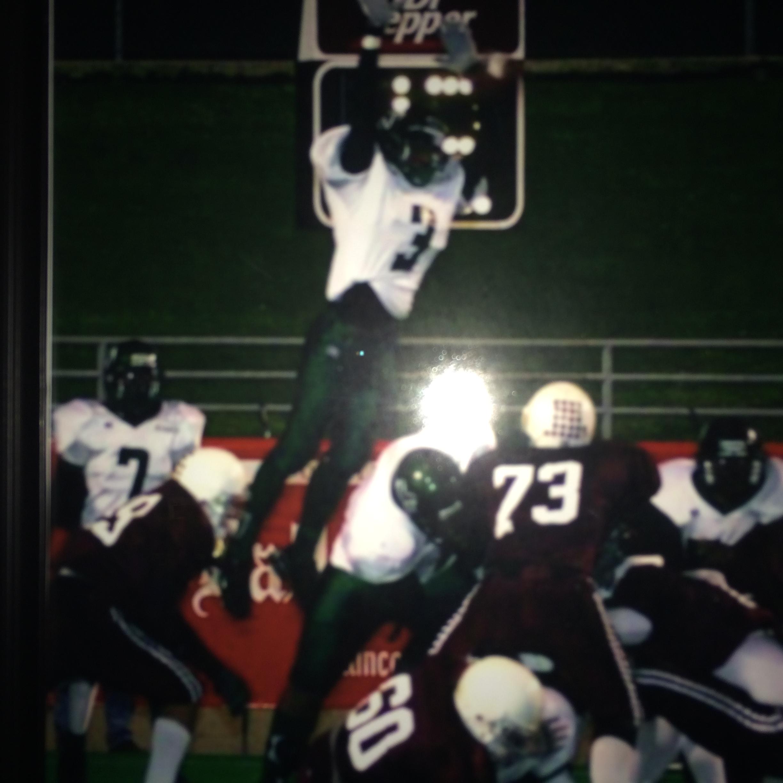 Rams' Aqib Talib sent Berkner High to 2002 playoffs with blocked PAT